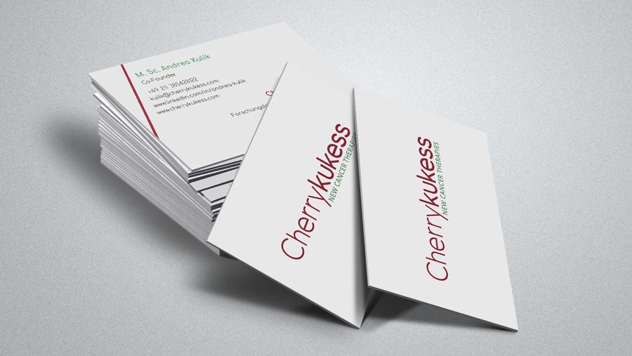 Cherrykukess - Visitenkarten